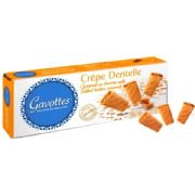 Crepe Dentelle with Salted Caramel (Gavottes)